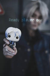 Ready Player One - preview - Parzival by RenShuher