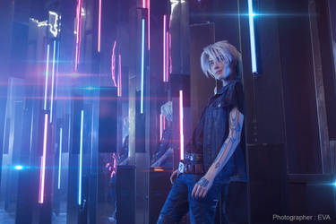 Ready Player One - Parzival by RenShuher