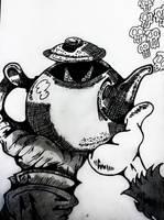 Who Censored Roger Rabbit?!: Battered Tea Kettle by InsaneAsylum123