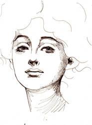 Gibson Girl by nimroderriver