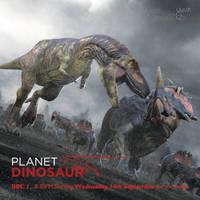 Planet Dinosaur advert by mx