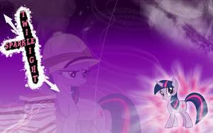 FiM Twilight Sparkle Wallpaper by M24Designs