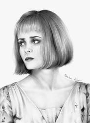 Helena Bonham Carter as Jenny by MarissaSaysHello