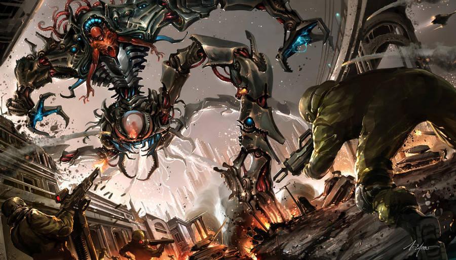 'Titan' by noviant