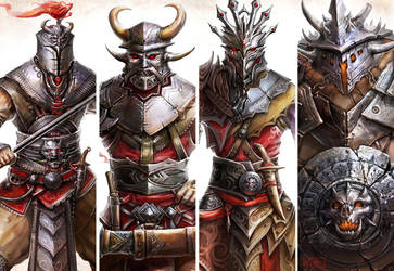 'warlord concept' by noviant