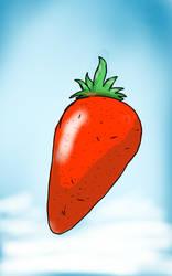 SKETCH A FRUIT by FadingQueen