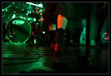 Feet Of Rock by IllusiveSpatula