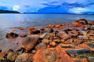 Joroan shore. by kathero3