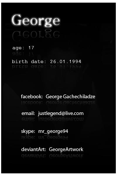 GeorgeArtwork's Profile Picture