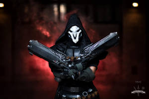 Reaper, Overwatch, Crafts of Two by MLCFoto