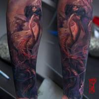 Mermaid by black-3G-raven