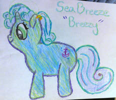 My Original Pony by SuzyMofo
