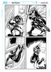 Ninja Executioner 03 by hany-khattab