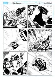 Ninja Executioner 05 by hany-khattab