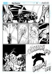 Ninja Executioner 06 by hany-khattab