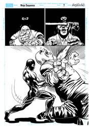 Ninja Executioner 07 by hany-khattab