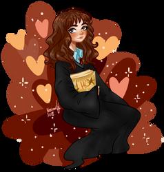 Hermione by Karin-Uz