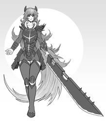 Cestree Sword by Redlife