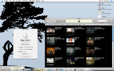 Desktop by xsy