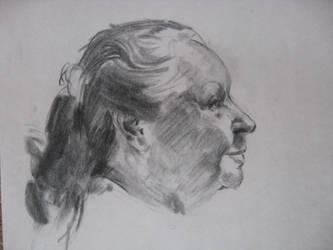 portrait1 by captaincoconutz