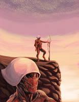 Martian Hunters by captaincoconutz