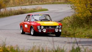 Lancia Fulvia Coupe HF by pawelsky