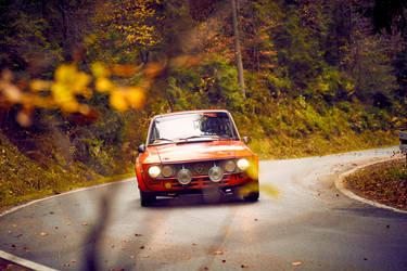 Lancia Fulvia HF Coupe by pawelsky