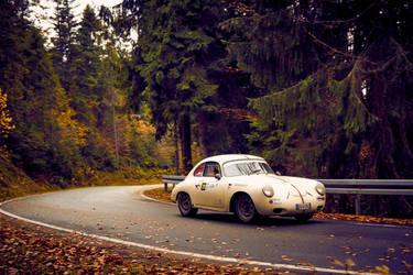 Porsche 356B by pawelsky