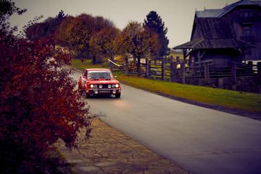 Fiat 128 Sport Coupe by pawelsky