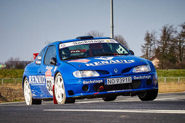 Renault Megane Maxi by pawelsky