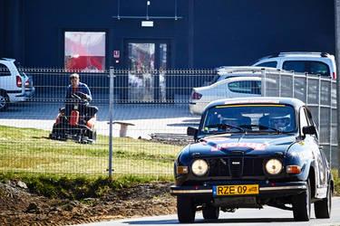 SAAB 96 V4 Rally by pawelsky