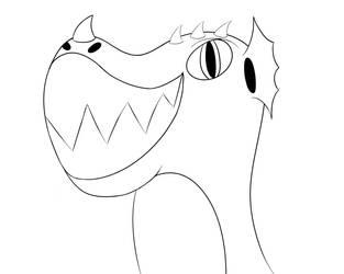 Big Tooth Boy by titanvicegrip101