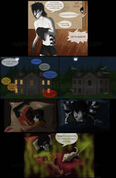 Adventures With Jeff The Killer - PAGE 14 by Sapphiresenthiss