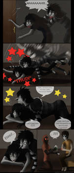 Adventures With Jeff The Killer - PAGE 17 by Sapphiresenthiss