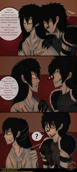 Adventures With Jeff The Killer - PAGE 76 by Sapphiresenthiss