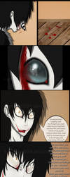 Adventures With Jeff The Killer - PAGE 79 by Sapphiresenthiss