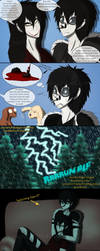 Adventures With Jeff The Killer - PAGE 109 by Sapphiresenthiss