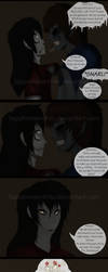 Adventures With Jeff The Killer - PAGE 155 by Sapphiresenthiss
