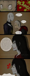 Adventures With Jeff The Killer - PAGE 161 by Sapphiresenthiss