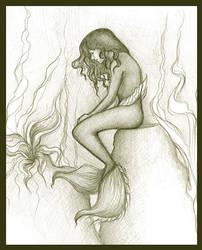 Little mermaid by laurart