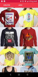 sharlene saroka #Snaptee# tshirt creations my  by jennifer31892