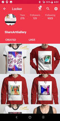 #Shars Art Gallery# by artist and designer  by jennifer31892