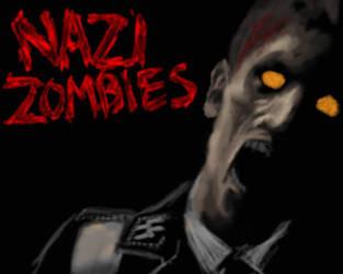 Nazi Zombies by warman707