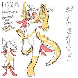 Nero Ref by Peachupli