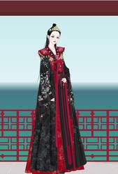 Princess Anaina by DarknessAndMadness