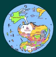 Discworld Political Mapp by BlamedThande