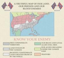 TL-191 Confederate Propaganda by BlamedThande