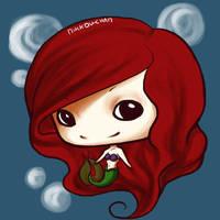 Ariel by MadModesty