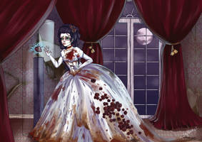 Corpse Bride by MadModesty