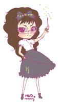 Hufflepuff Lolita by MadModesty